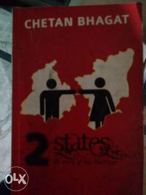 2 States By Chetan Bhagat Book