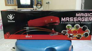 Brand New 'Magic Massager' with Bill (bought on