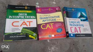 Engg books cat/bank exam books