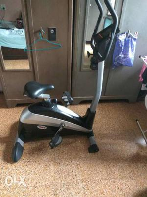 Hardly used,in good condition gym cycle