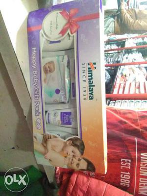 Himalaya Happy Baby Gift Pack Box