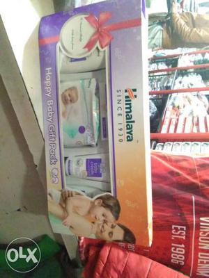 Himalaya Happy Baby Gift Pack Box