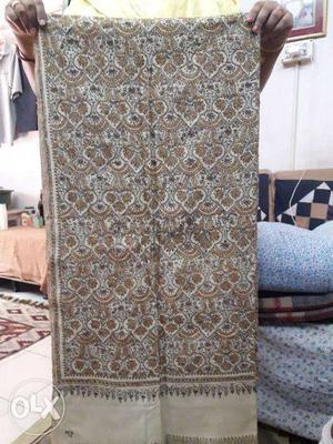 Pure Kashmiri Ladies Shawl 54 Years Old