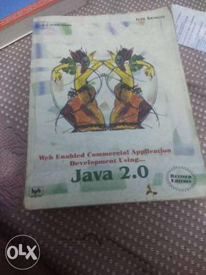 Web enabled java book