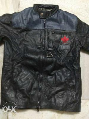 I want to sell my new jacket 100% genuine leather