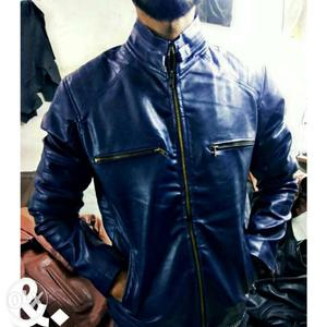 Stylish leatherette jackets for you this winter,