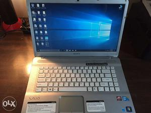 15 inch Sony Vaio Laptop Intel Core 2 Duo 2.2 GHZ, 4 GB Ram,