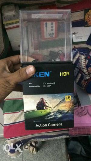 Action Camera EKEN H9R gopro