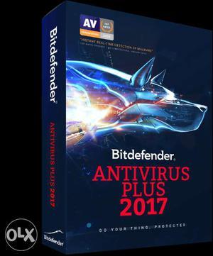 Bitdefender antivirus 1 PC 1 user