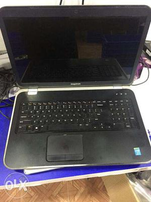 Dell Inspiron-i7 3rd Gen, 4GB RAM, 1TB HDD. Very