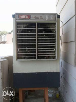 Gray And Black Vitrox Evaporative Air Cooler
