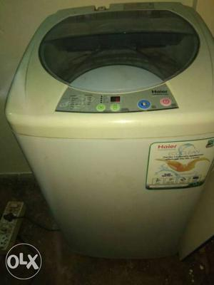 Haier top load fully automatic washing machine