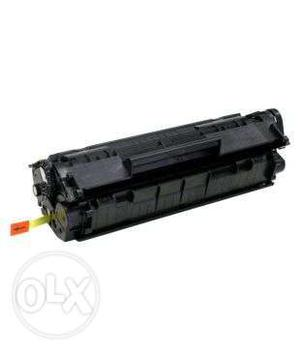 New Toner Cartridge 12A bubble packing just Rs.