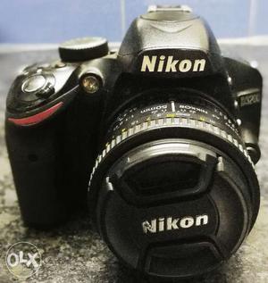 Nikon D with 50mm 1:1.8D lens
