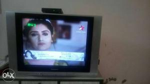 Panasonic TV five years old bought from abroad