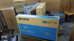Sony Smart led Tv new with warranty