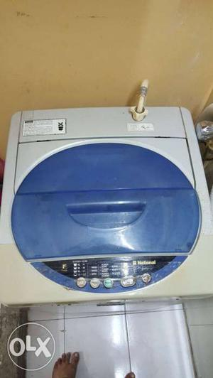 Washing machine. Fully automatic top load
