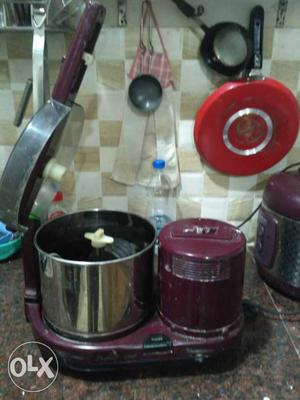 Wet grinder in good condition