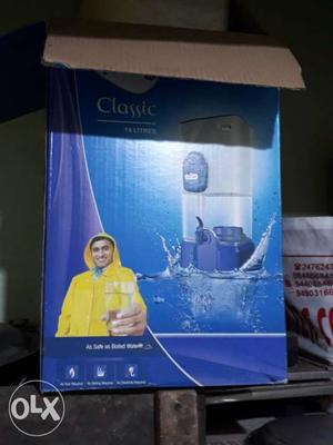 White Water Purifier Box