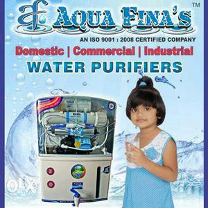 Aqua Fina's Water Purifiers