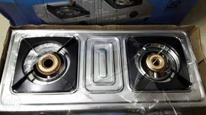 Brand New 2 burner lpg gas stove Brand new box