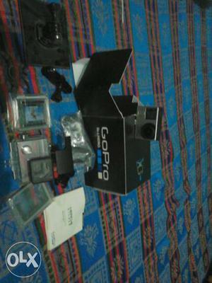 Go Pro Hero 4 Camera (un used)