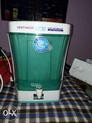 Green And White Kent Maxx Water Purifier
