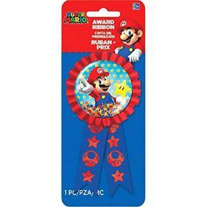 Amscan Boys Super Mario Brothers Birthday Party Confetti