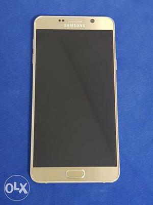 Samsung galaxy note 5 dual sim. Bill, box,