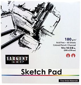 Sargent Art  Sketch Pad