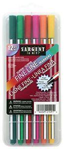 Sargent Art ct Super Fine Line Marker Pack