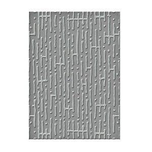 Spellbinders Sel-001 Maze Embossing Folders