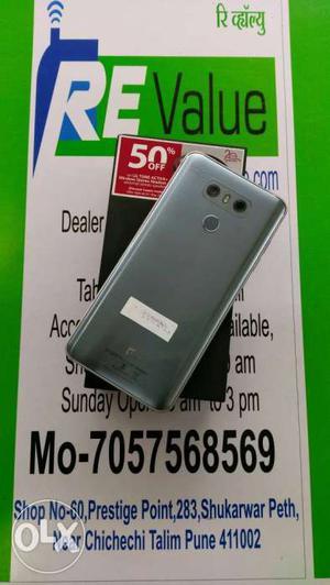 LG G6 4G VOLTE Dual Sim India Warranty Brand New
