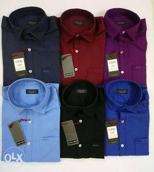 Branded shirts at wholsale price