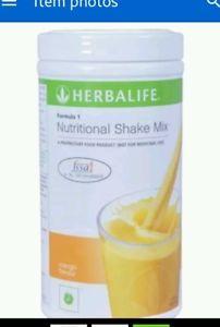 Herbalife Formula MANGO Nutritional Shake Mix Herbalife