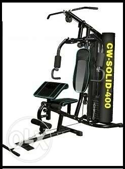 Multi HOME GYM cardioworld Brand with 21Exercises..