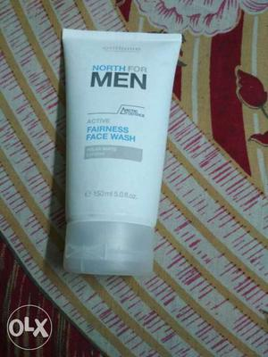 North For Men Fairness Face Wash Soft Tube