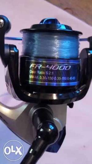 Fishing reel,fire  reel, smooth bearing,