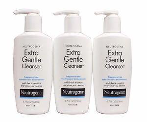 Neutrogena Extra Gentle Cleanser Fragrance Free 6.7 fl oz