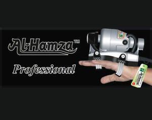 AL-hamza Massager POWERFUL DOUBLE SPEED BUILT MASSAGER