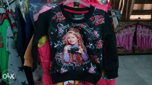 Brand new winter top for girls. Size 20. Fixed price