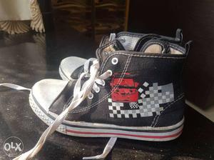 Canvas Shoe For Boys And Girls Size 33.kids Size