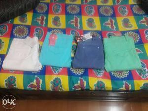 Denim jeans and pents for girls.. in