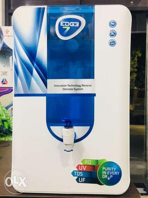 (New box pack) Ro water purifier with 1 year warranty