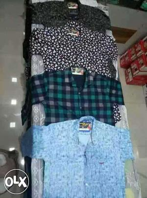 Buy 4 shirts at rs 900 Only