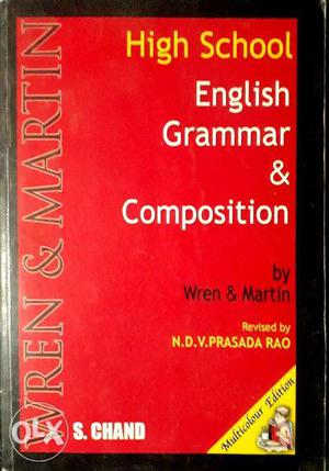 English Grammar and Speaking Books