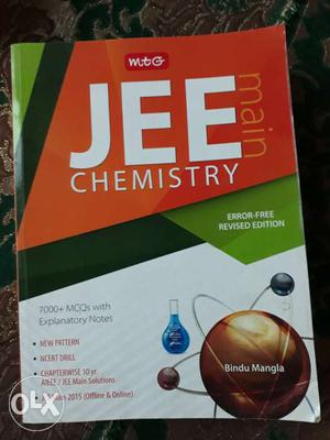 For Entrance JEE main chemistry.