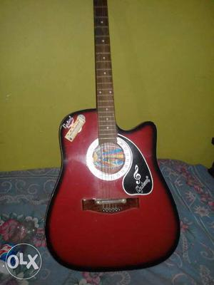 Jambo size guitar in best condition I buy worth