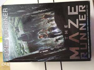 Maze runner series 4 books SEPARATE ALSO