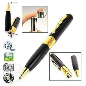 Spy Camera Pen With Video Recording
